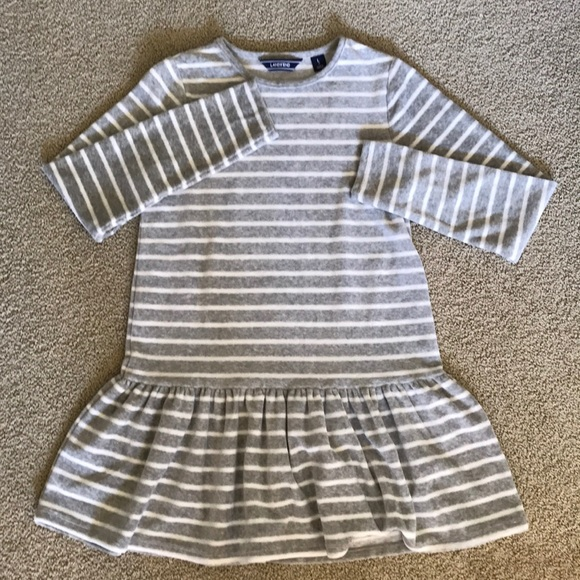 Lands End Dresses Lands End Girls Tunic Dress Poshmark